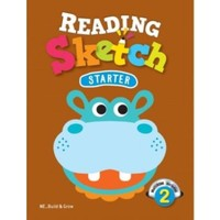 Reading Sketch Starter 2 With Workbook +Multirom
