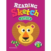 Reading Sketch Starter 3 With Workbook +Multirom