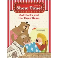 Goldilocks And The Three Bears +Workbook +Multirom (Show Time Level 1)