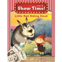 Little Red Riding Hood +Workbook +Multirom (Show Time Level 1)