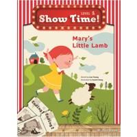 Mary'S Little Lamb +Workbook +Multirom (Show Time Level 1)