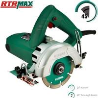 RTRMAX Mermer Kesme Makinası 115-125 Mm 1400 W Rtrmax