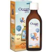 Ocean Omega- 3 Portakal Aromalı 150Ml