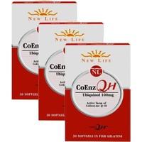 Newlife Coenz Qh 30 Kapsül - 3 Adet