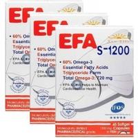 Newlife Efa S - 1200Mg 45Capsül - 3 Adet