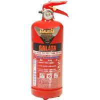 Galata 1 Kg ABC Yangın Söndürme Cihazı KKT (Rhull Tozlu)