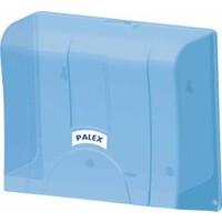 Palex Standart Z Katlı Havlu Dispanseri Şeffaf
