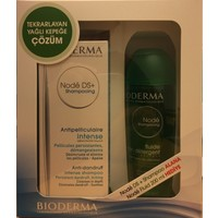 Bıoderma Node Ds+ Cream Shampoo 125 Ml Alana Bıoderma Node Fluid Shampoo 200 Ml Hediye
