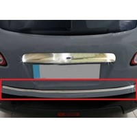 Z Tech Nissan Qashqai 2010-2013 Krom Arka Tampon Eşiği