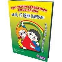 Duru Özel Eğitim Gerektiren Çocuklar İçin Şekil ve Renk Kavramı