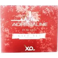 Xo Adrenaline For Men Gift Set