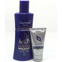 Dermokil Maske+Şampuan For Men