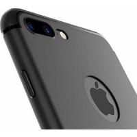 cepstore Apple iPhone 7 Plus 360 Tam Koruma Tıpalı Silikon Kılıf