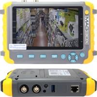 "Magbox 5"" Ekranlı AHD+Analog+TVI Kamera Test Cihazı"