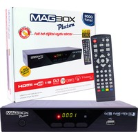 Magbox Pluton TKGS'li Full HD Uydu Alıcısı