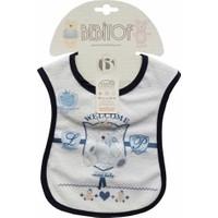 Bebitof 023 Bebek Mama Önlüğü - Lacivert