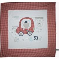 Bebitof 5206 Bebek Battaniyesi - Kırmızı