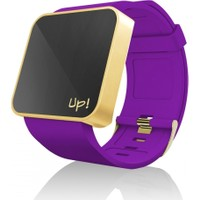 Upwatch TOUCH Shiny Gold&Purple Unisex Kol Saati