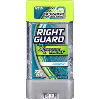 Right Guard Xtreme Energy Antiperspirant Deodorant Jel 113 gr