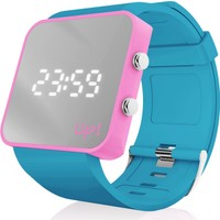 Upwatch Pink&Turquoise Unisex Kol Saati