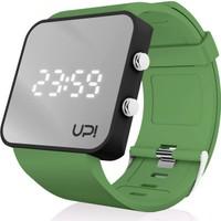 Upwatch Black&Green Unisex Kol Saati