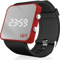 Upwatch Red&Black Unisex Kol Saati
