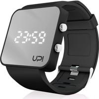 Upwatch LED Black Unisex Kol Saati