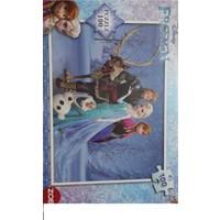 Ks Games Disney Frozen 100 Parça Jigsaw Puzzle