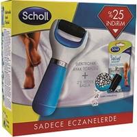 Scholl Velvet Ayak Törpüsü Mavi Kit + Velvet 2'li Yedek