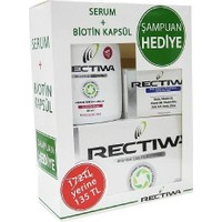 Rectiwa Kofre Serum + Biotin Kuru + Normal Şampuan