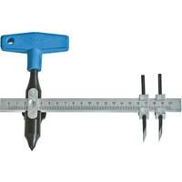 Conta Kesme Pergeli 600 mm çift bıçaklı