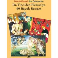 Da Vinci'den Picasso'ya 60 Büyük Ressam - Renklendirmeniz İçin
