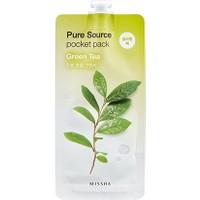 Missha Pure Source Pocket Pack (Green Tea)