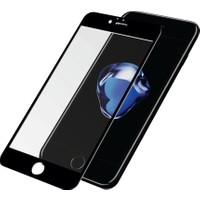 PanzerGlass™ PREMIUM 3D iPhone 7 Plus Siyah Temperli Cam Ekran Koruyucu