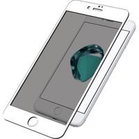 PanzerGlass™ PREMIUM PRIVACY 3D iPhone 7 Beyaz Temperli Cam Ekran Koruyucu