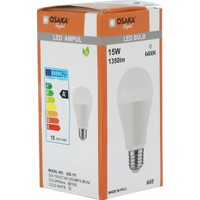 Osaka Light 15Watt-100watt A-60 Led Ampül Beyaz