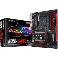 Gigabyte GA-AB350-Gaming 3 Amd B350 3200MHz (OC) DDR4 Soket AM4 ATX Anakart