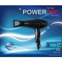 Powertec Tr-601 Turbo Profesyonel 2500 Per.Watt Fön Makinesi Saç Kurutma Mak.