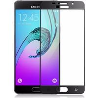 Microsonic Samsung Galaxy A5 2016 3D Kavisli Temperli Cam Ekran koruyucu Kırılmaz Film