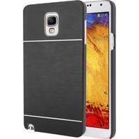 Microsonic Samsung Galaxy Note 3 Neo Kılıf Hybrid Metal