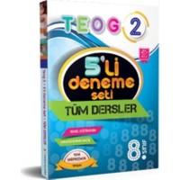 Teog 2 5'li Deneme Seti Tüm Dersler