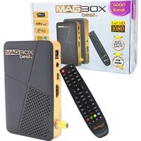 Magbox Best HD TKGS'li Full HD Mini Uydu Alıcısı