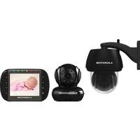 Motorola Scout 1500 Gözetleme Kamerası Çocuk, Bahçe, Gece Bebek