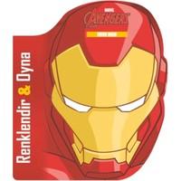 Marvel Avengers Iron Man: Renklendir & Oyna