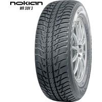 Nokian 225/60 R18 104H XL WR SUV 3 Kış Lastiği (Üretim Yılı: 2017)