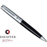 Sheaffer 9314-3 Shfr 300 Parlak Siyah Gövde, Krom Kapak Ve Klips Versatil Uçlu Kalem