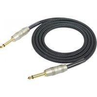 IW 241 PRG BK 3 Metre Siyah Örgü Enstrüman Kablosu