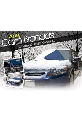 Tex 276 Araç Ön Camı Kar ve Buz Önleyici - Koruyucu Branda