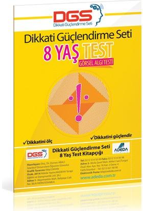 Adeda DGS 8 Yaş Görsel Algı Testi