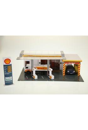 Cararama Shell İstasyon Seti